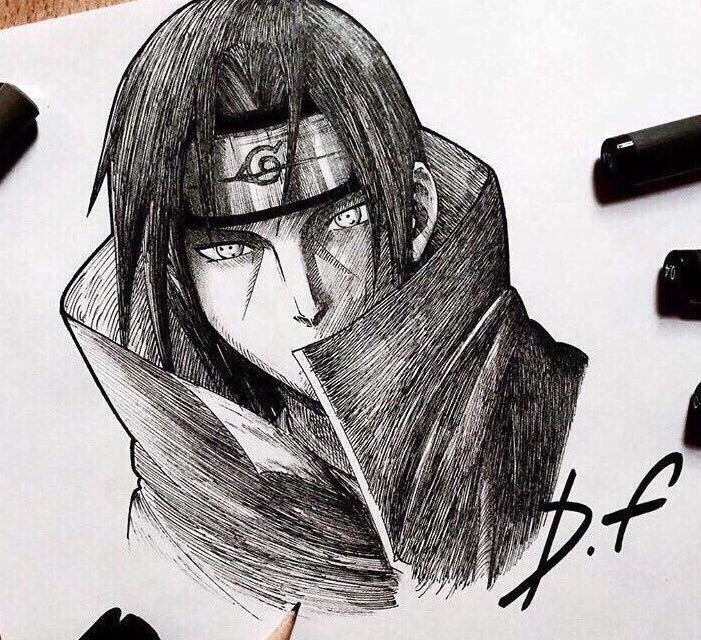 Uchiha Artwork