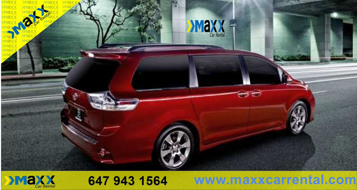 Full Size Van Rental >> Maxx Car Rental Maxxcarrental Twitter