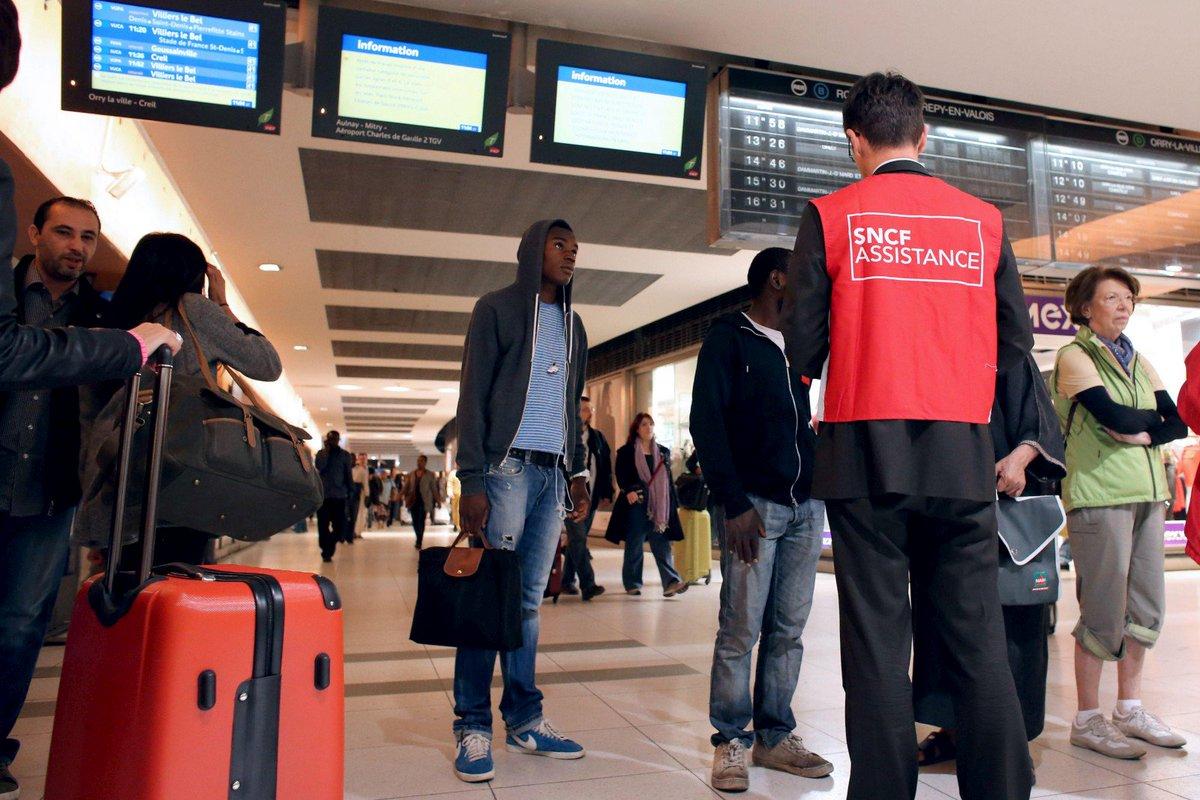 SNCF : plus de 2 000 suppressions d'emplois encore prévues en 2018 https://t.co/Ou99NsBaGu