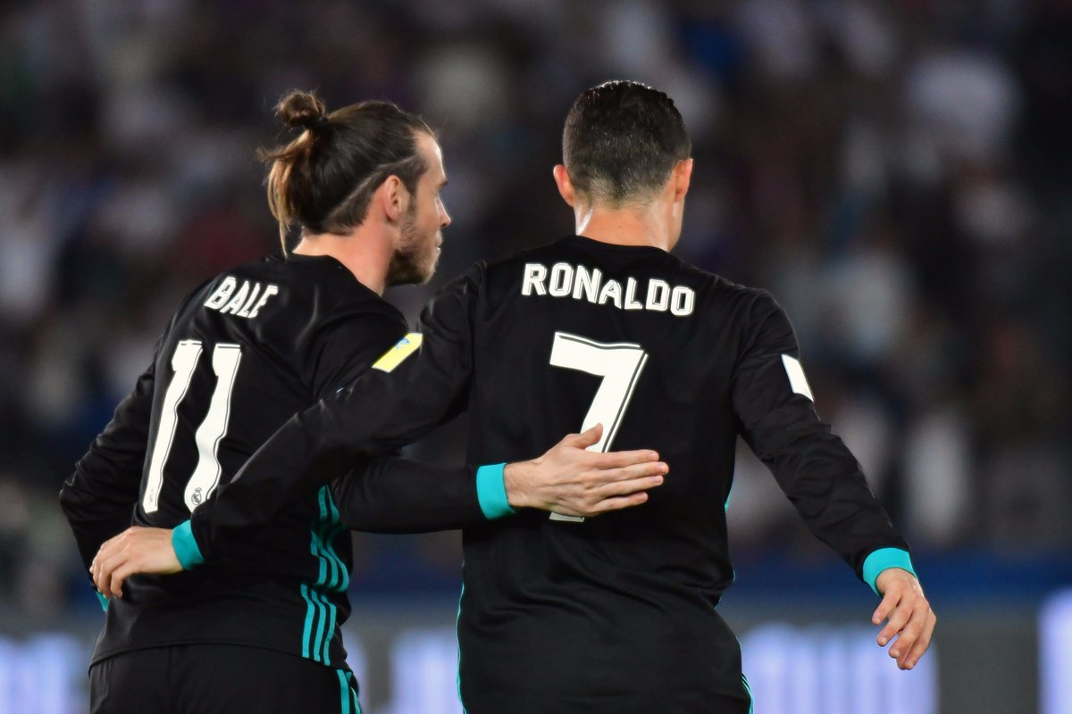 Real Madrid are through to the FIFA Club World Cup final. 👏👏  ✅ Ronaldo & Bale score in 2-1 win against Al-Jazira ✅ Madrid will face Grêmio in Saturday's final ✅ Holders aiming for third Club World Cup title  #UCL