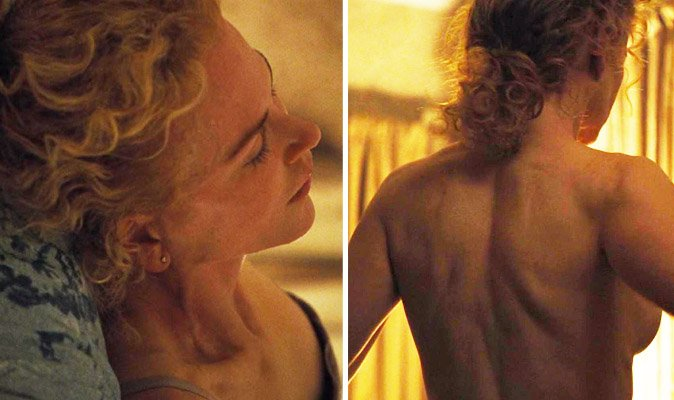 #NicoleKidman STRIPS in sex scene from shocking movie The Killing of a Sacred Deer https://t.co/PTN2W3S3SU