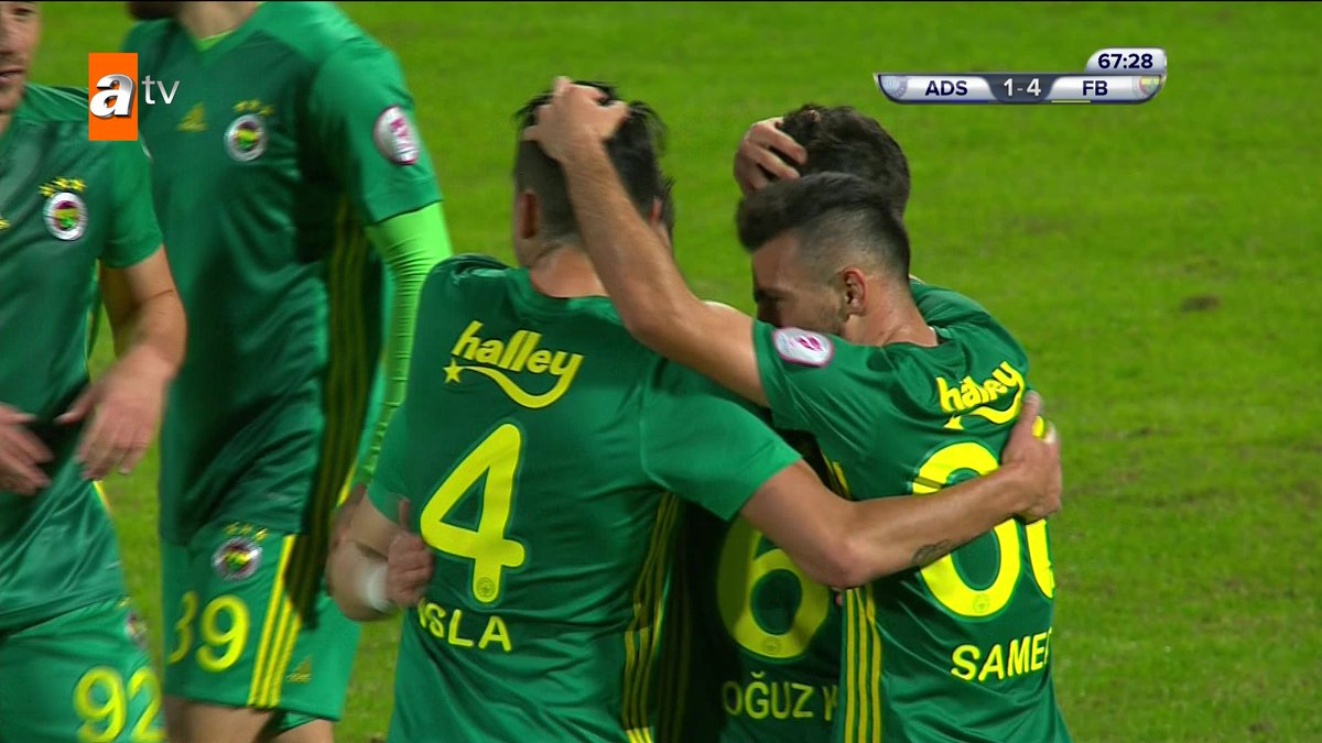 #ZiraatTürkiyeKupası🏆  #AdanaDemirspor 1...