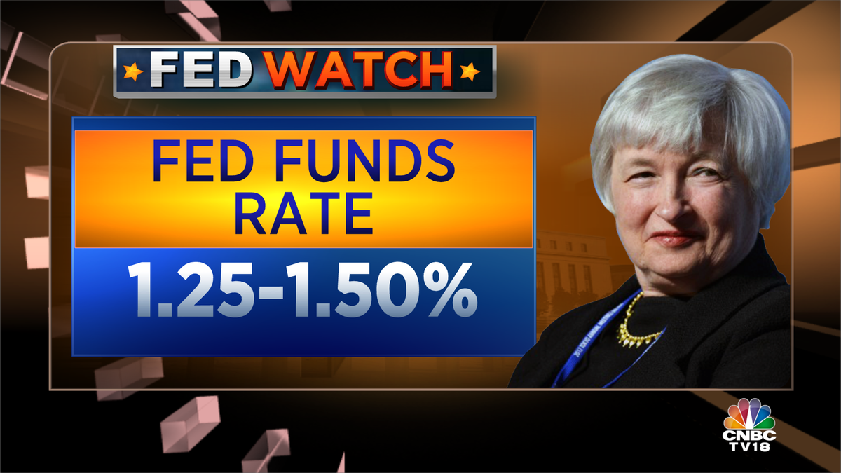 #BreakingNews | Fed hikes interest rates by a quarter point. Next rate increase seen in March 2018. https://t.co