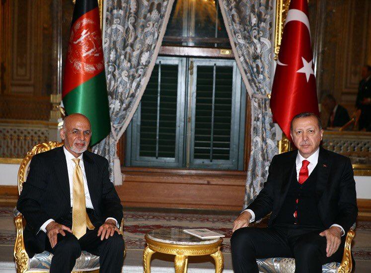 Cumhurbaşkanı Erdoğan, Afganistan Cumhurbaşkanı Gani ile Görüştü https://t.co/NBuzJOBrP1 https://t.co/3fEfxM2s7D