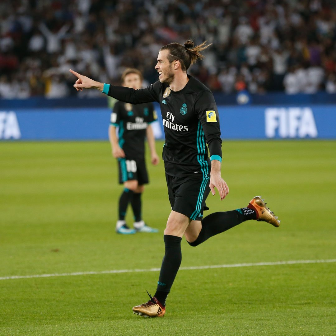 RT @realmadriden: 📸⚽️🙌 Club World Cup final, here we come!  #HALAMADRID  #RMCWC https://t.co/w8kX2gGTeW