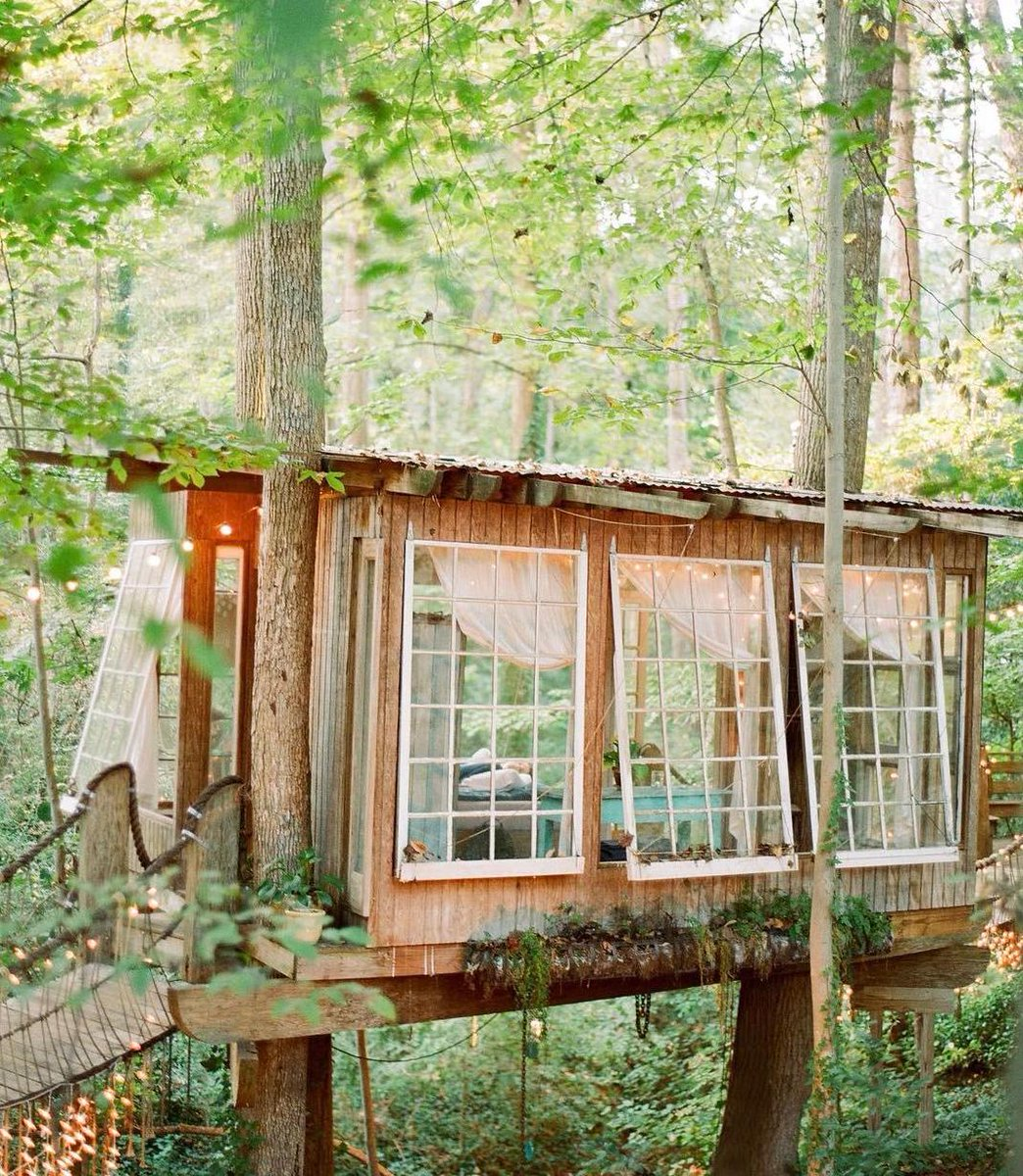 """Apartment Guide San Francisco: Airbnb On Twitter: """"This Dreamy Secluded Treehouse In"""