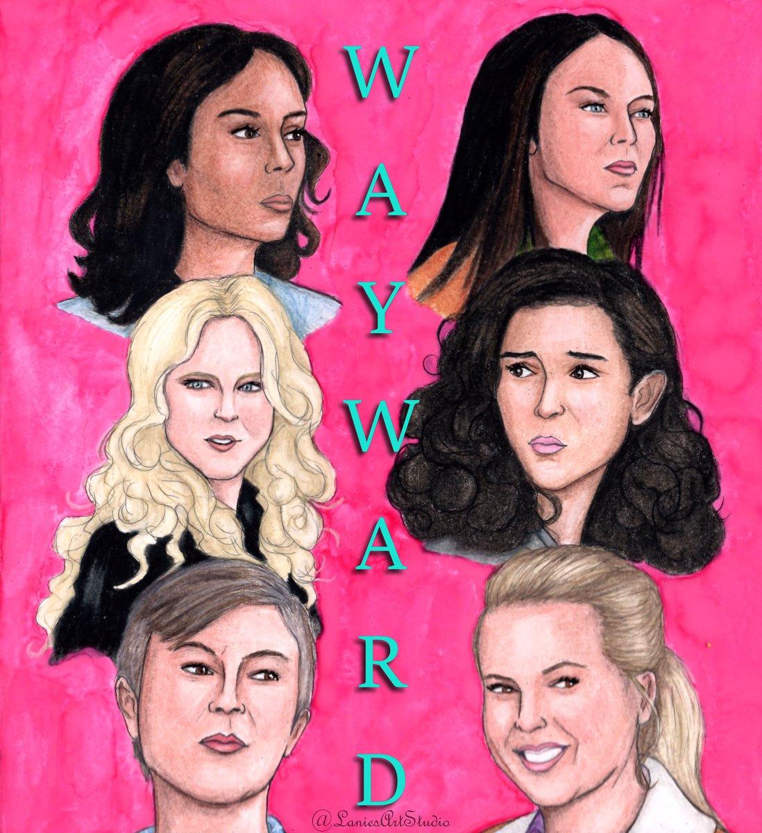 RT @FangirlLanie: These ladies are incredibly inspiring! 💖😊💪  #Wayward #WaywardArtContest @TheCW @cw_spn https://t.co/eTjLCozwet