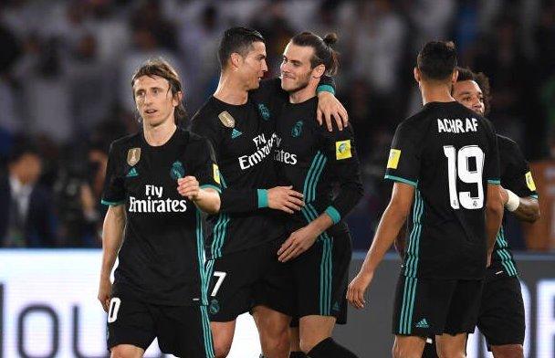 أهداف مباراة الجزيرة وريال مدريد فى كأس العالم للأندية