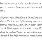 .@NAR_Research's Lawrence Yun on today's @federalreserve decision to raise short-term interest rates, and what it means for housing and the economy in 2018: https://t.co/WLStinKYHA