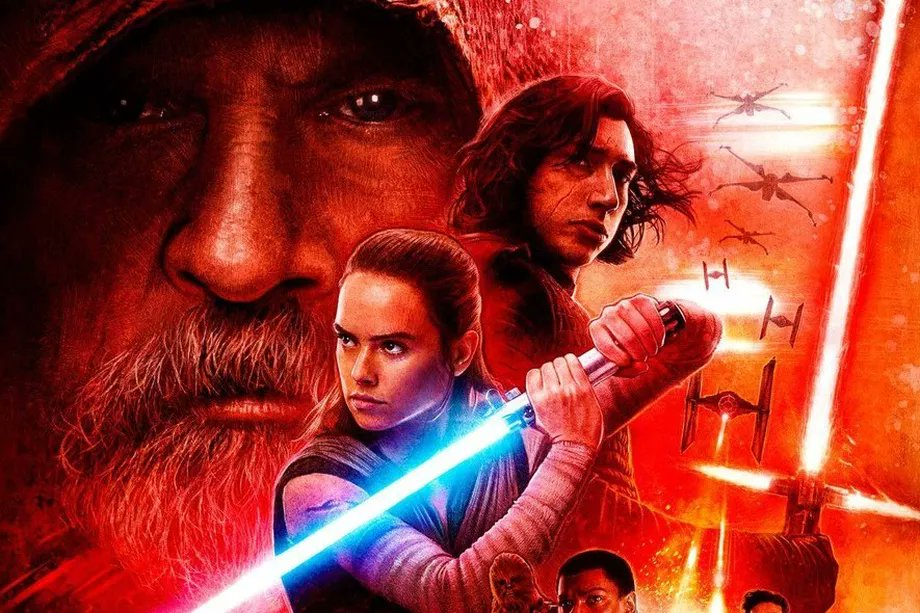 Astronauts onboard the ISS will watch Star Wars: The Last Jedi, confirms NASA https://t.co/LDQuw4Hv24