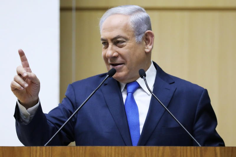 Netanyahu 'not impressed' by Muslim leaders' Jerusalem statements https://t.co/yBNacC8Y3D