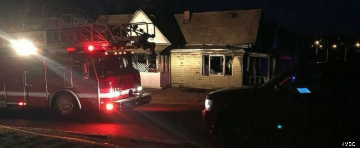 Police are investigating a deadly Kansas house fire as a possible homicide after finding three bodies inside, authorities said Tuesday. https://t.co/4pDEbMx6Um