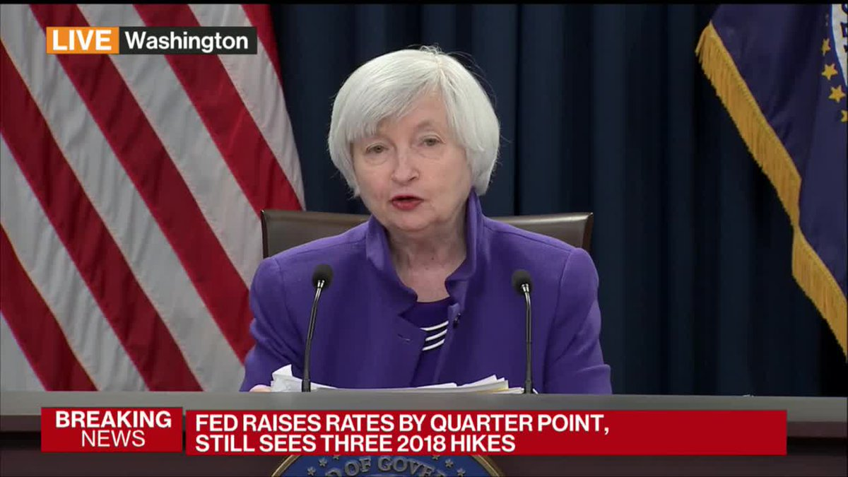 Watch now: Janet Yellen's final press conference as Fed Chair https://t.co/eNFTtHp8d1