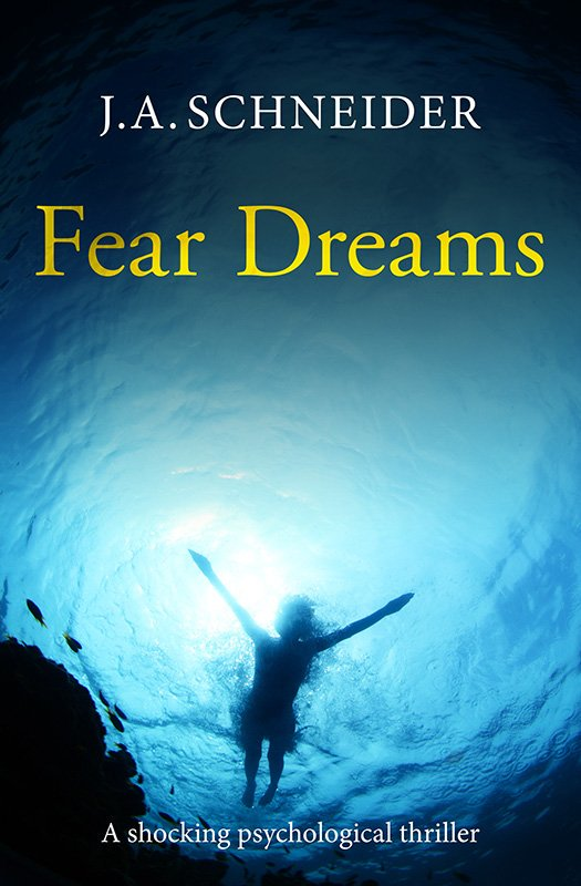 &quot;Kept me hooked &amp; up too late. Read it in only two days. I can&#39;t wait to read the next one.&quot;  Fear Dreams by @JoyceSchneider1   http:// getBook.at/FearDreams  &nbsp;        #psychological #thriller  #amwriting<br>http://pic.twitter.com/vvU3pEABnV