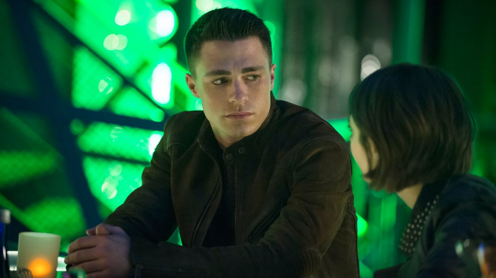 Colton Haynes Returns to #Arrow https://t.co/X1wCSkybNv
