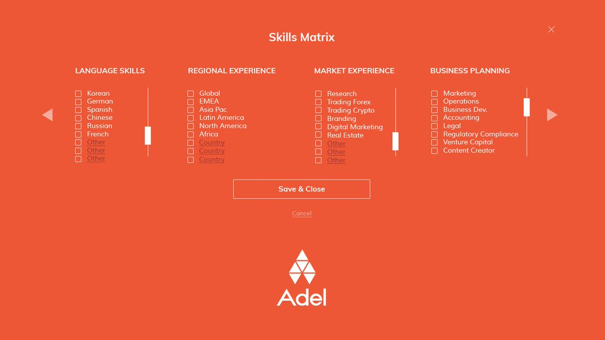 Adel Ecosystem Ltd  on Twitter: