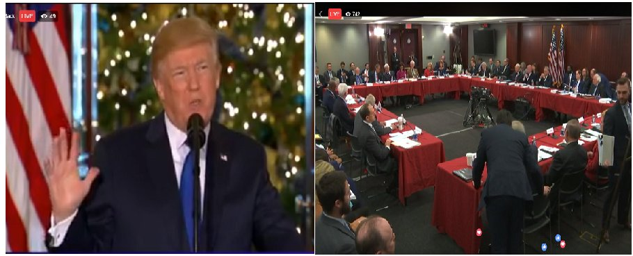 UNBELIEVABLE! At the same time @realDonaldTrump announces a deal on the GOP #taxscam, the conference committee is just beginning its first meeting. The American ppl deserve better than deals that are struck behind closed doors.