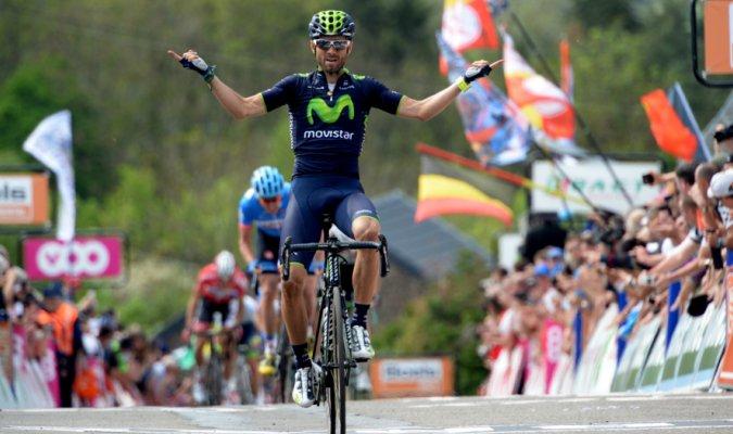 Valverde: Positivo de Froome es 'mala no...