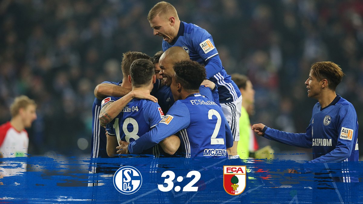 JAAAAAAAA!!! ✔️ #S04FCA 3:2 https://t.co...