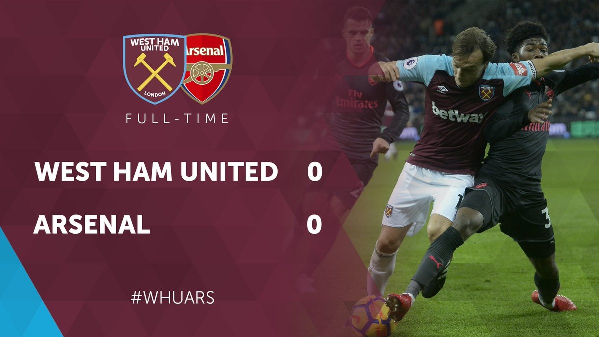 Hard-earned 💪  #WHUARS https://t.co/AYpO...