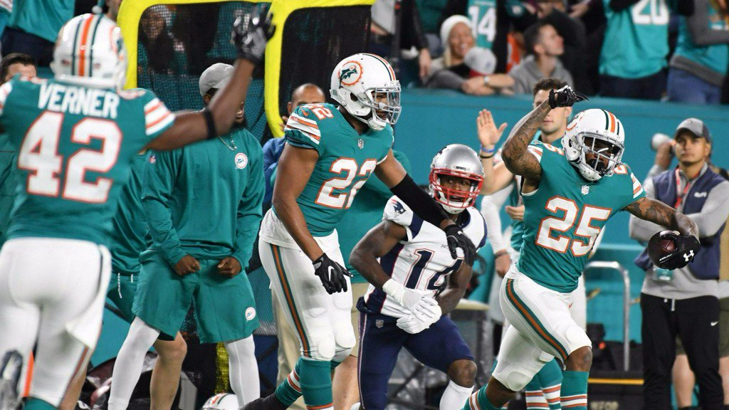 Kelly: Miami Dolphins' young nucleus starting to grow up   Commentary https://t.co/KbK3Axewsa
