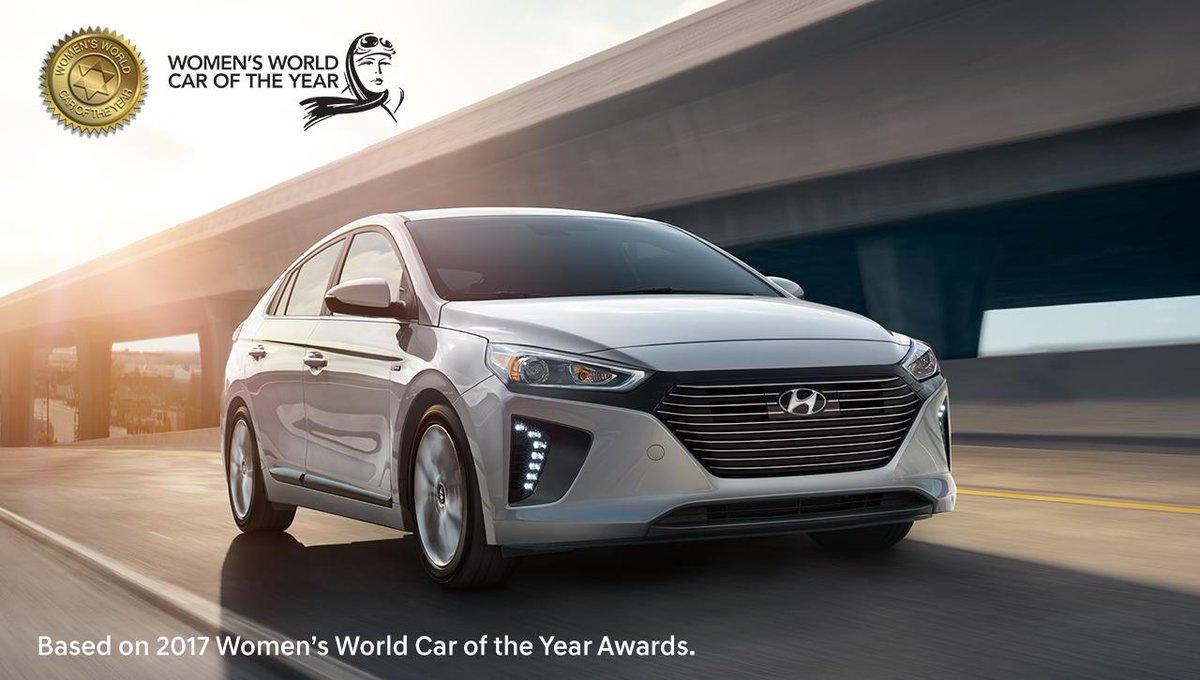 Hyundai Usa On Twitter The Ladies Have Spoken Our Hyundaiioniq
