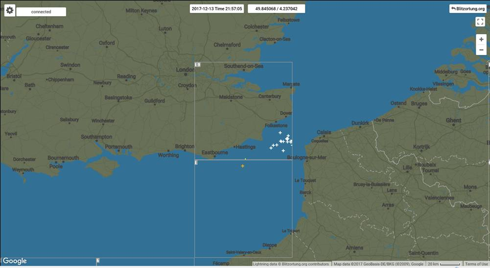 Kentstormchasers on twitter several lightning strikes showing up kentstormchasers on twitter several lightning strikes showing up on the map english channel se of folkestone right now gumiabroncs Gallery