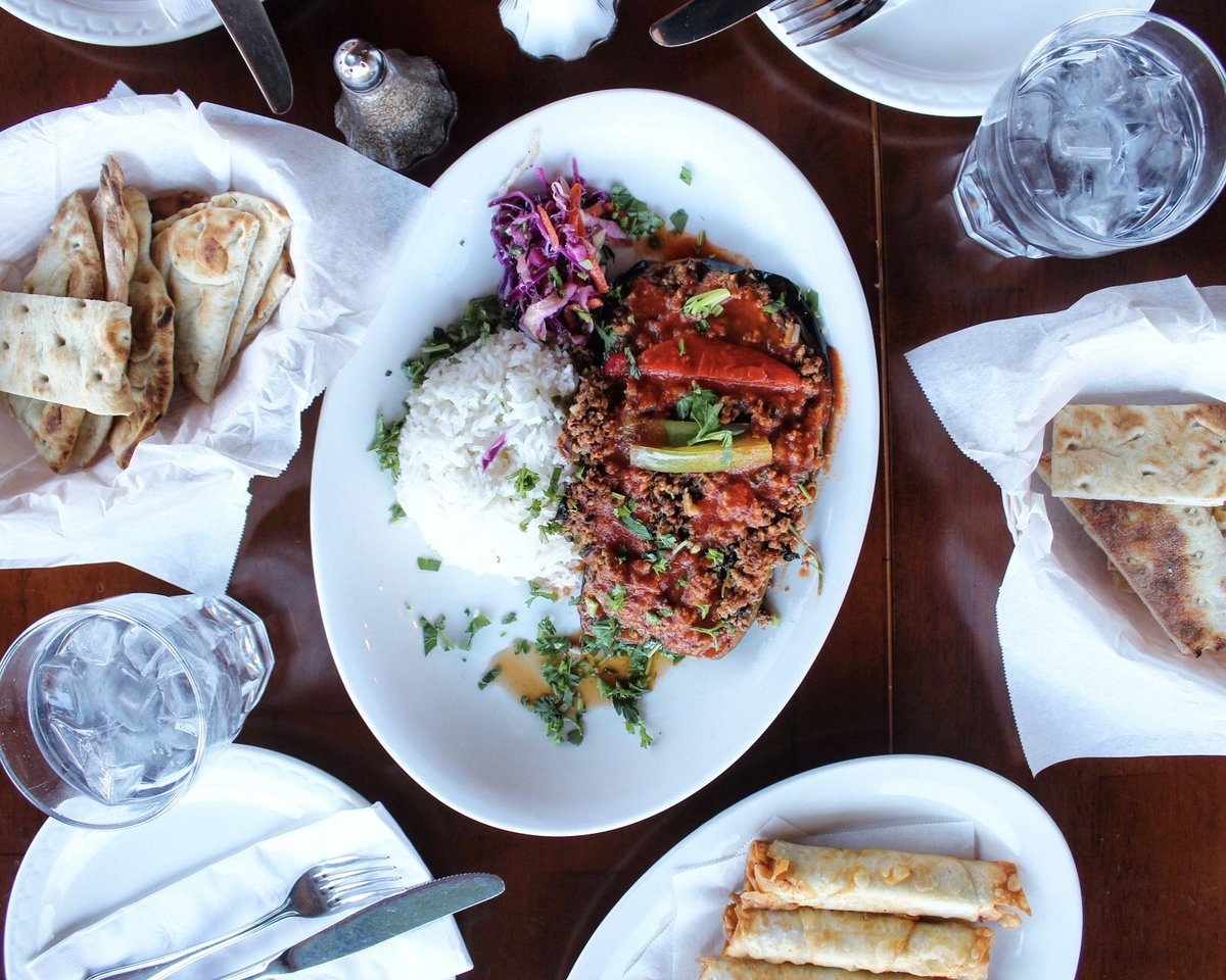In the mood for authentic cuisine? @AnatoliaCafeCLE's Turkish eats on Lee Road in Cleveland Heights will hit the spot. #ThisisCLE #CLEfood