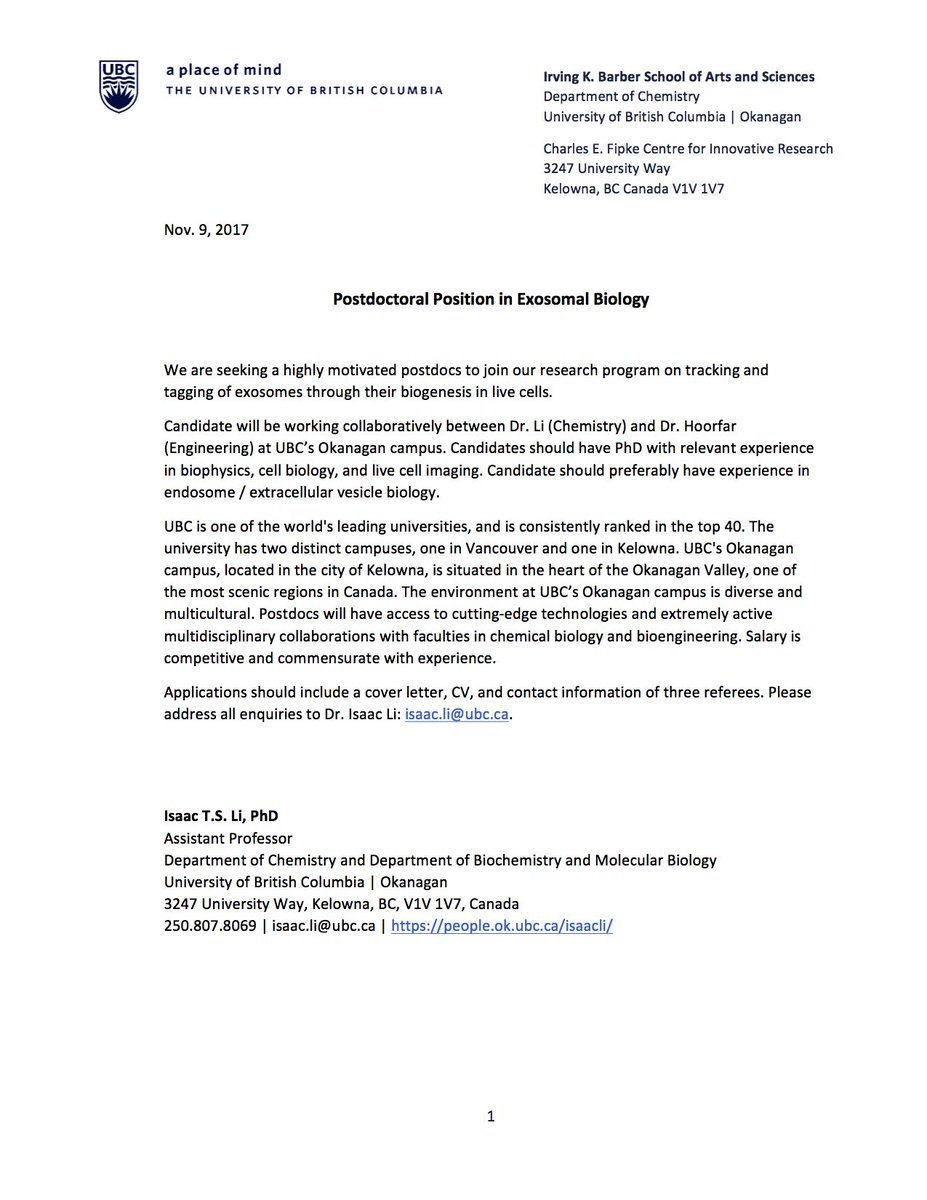Dr Jonathan Little On Twitter We Are Hiring A Postdoc In