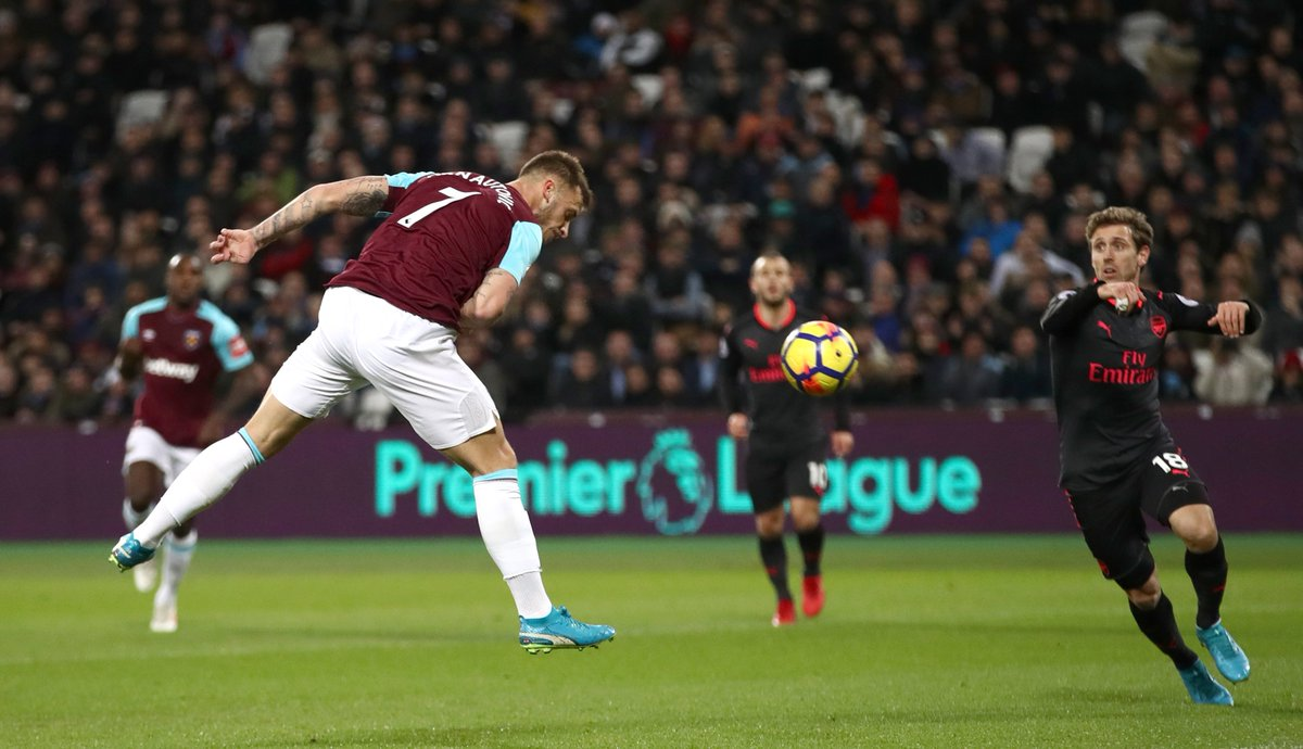 West Ham 0 Arsenal 0: Wasteful Guners drop points for third game in a row ⚽️🤔⚽️ ➡️https://t.co/Dw9BpFUAbK