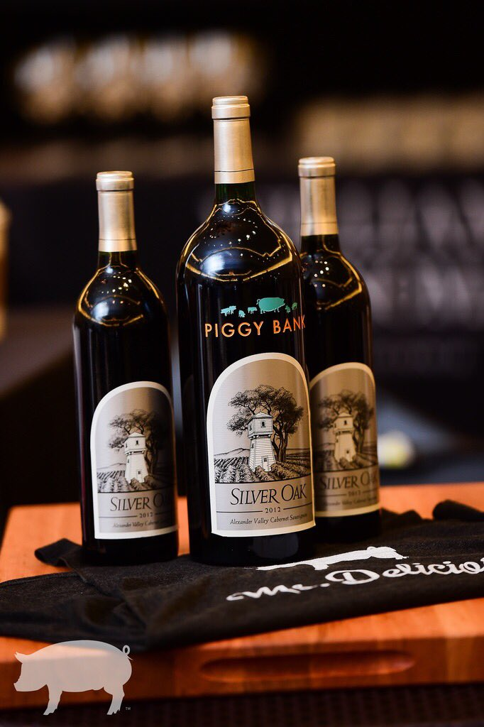 It's #winewednesday 🍷 What are you sipping on?  #Sponsor555 @silveroakcellars - Together with Piggy Bank/The Butchers Ball we have raised funds for heritage breed pig farmers affected by Hurricane Harvey. Visit https://t.co/LGDTsEPgFh to apply. DEADLINE 12/31