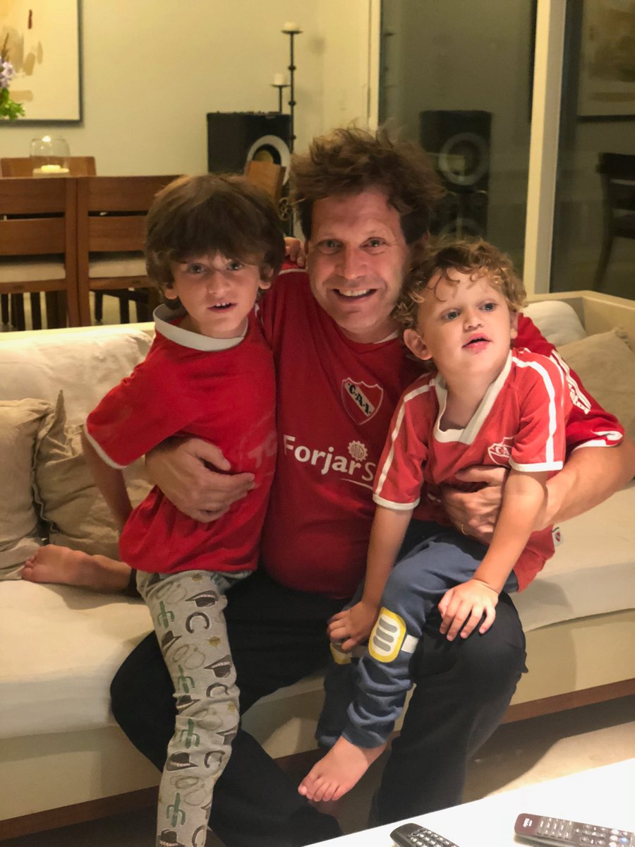 Vamos Rojo de mi Vida @Independiente