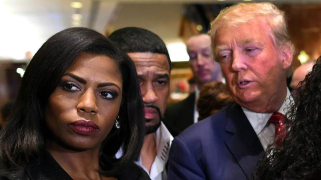 Omarosa was fired by Kelly, escorted out of White House: report https://t.co/6SJn2ja5FE