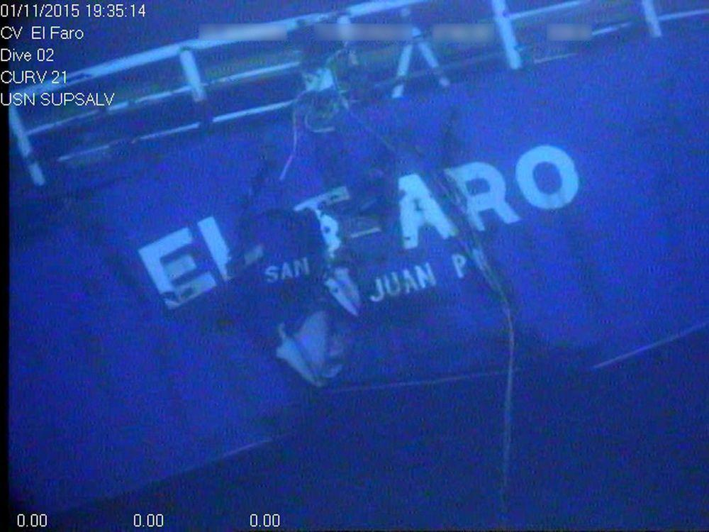 A stubborn captain, an unprepared crew and an old ship: Why the El Faro sank, killing 33 people on board https://t.co/ocTMsvh8wQ