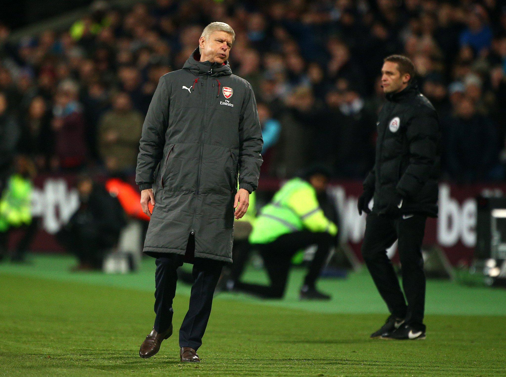 El Arsenal vuelve a tropezar fuera de casa (0-0)