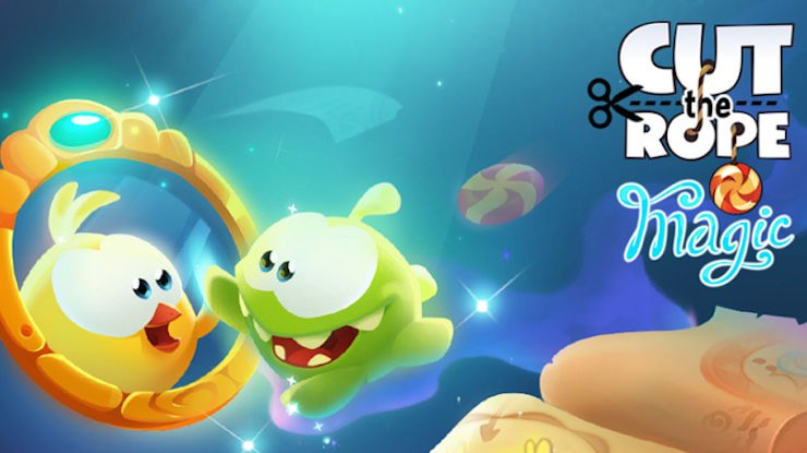 Игра cut the rope android