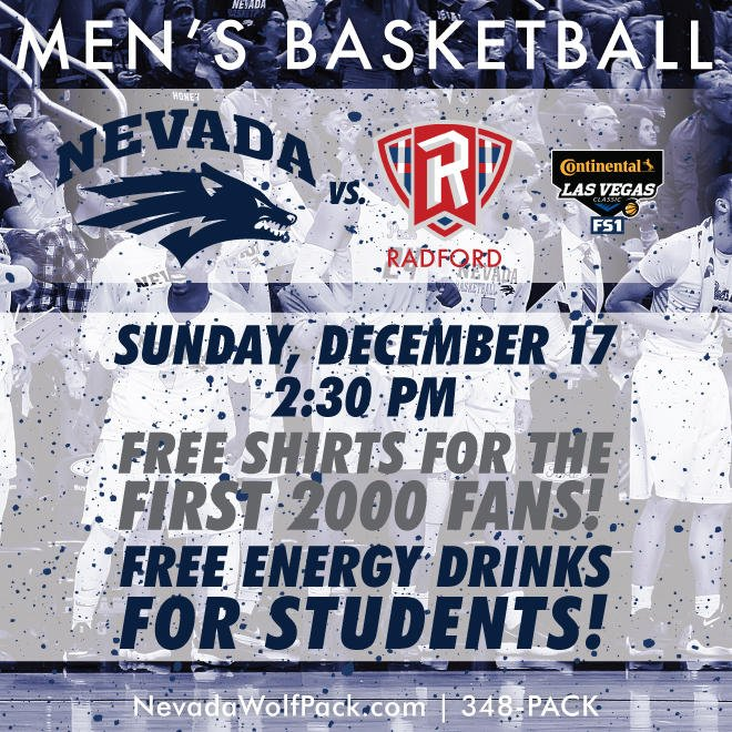 Nevada Wolf Pack On Twitter O 4 0 This Year A Current 9 Streak 33 Under Muss NevadaHoops Is GOOD At Home Help Us Defend Lawlor Sunday