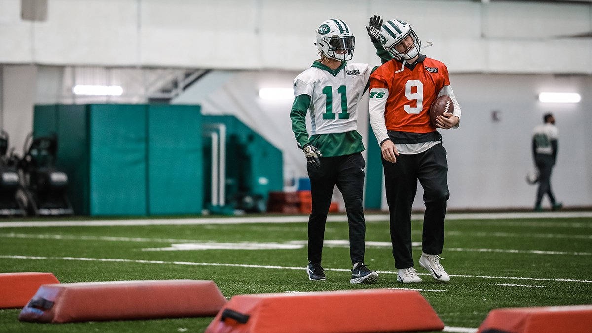 First practice with @b_petty14 back at the helm.  PHOTOS → https://t.co/n6aG5tzORc