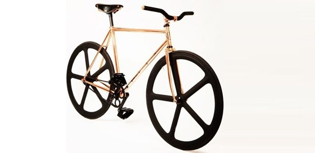 Custa mais de R$ 7.500 | Empresa fabrica bicicleta sob medida que dura a vida toda https://t.co/FXHxDdDbBZ