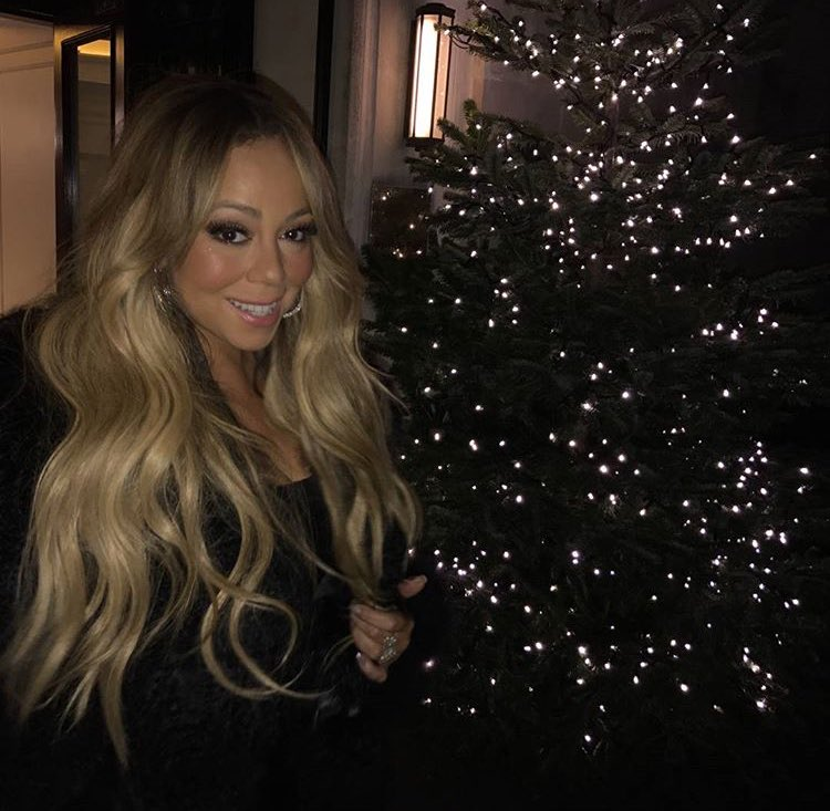 mariah carey on twitter lambily get into the christmas spirit with me and stream all i want for christmas is you on spotify youtube and apple music - All I Want For Christmas Is You Youtube