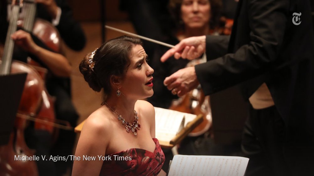 The New York Philharmonic celebrates its good fortune with Handel's 'Messiah' https://t.co/c4AV0ksFIG
