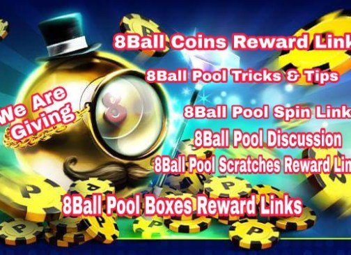 8Ball Pool Coin on Twitter: