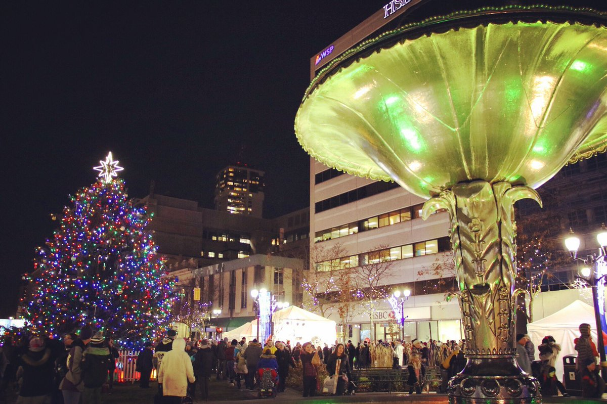 Hamilton Christmas Market.City Of Hamilton On Twitter A Great Turnout For The