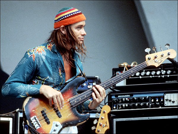 Happy birthday, Jaco Pastorius!