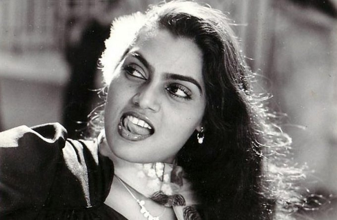 Happy Birthday Kannazhagi Silk Smitha  02-December-1960