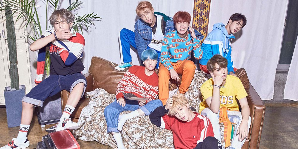 BTS spotted on the UK and Germany's official singles chart top 100 for the first time for a K-Pop act since Psy https://t.co/ccY49n3WVt
