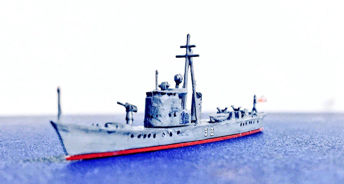 """めめ六 on Twitter: """"第二十八号型駆潜艇第33号です。1941年今日三井 ..."""
