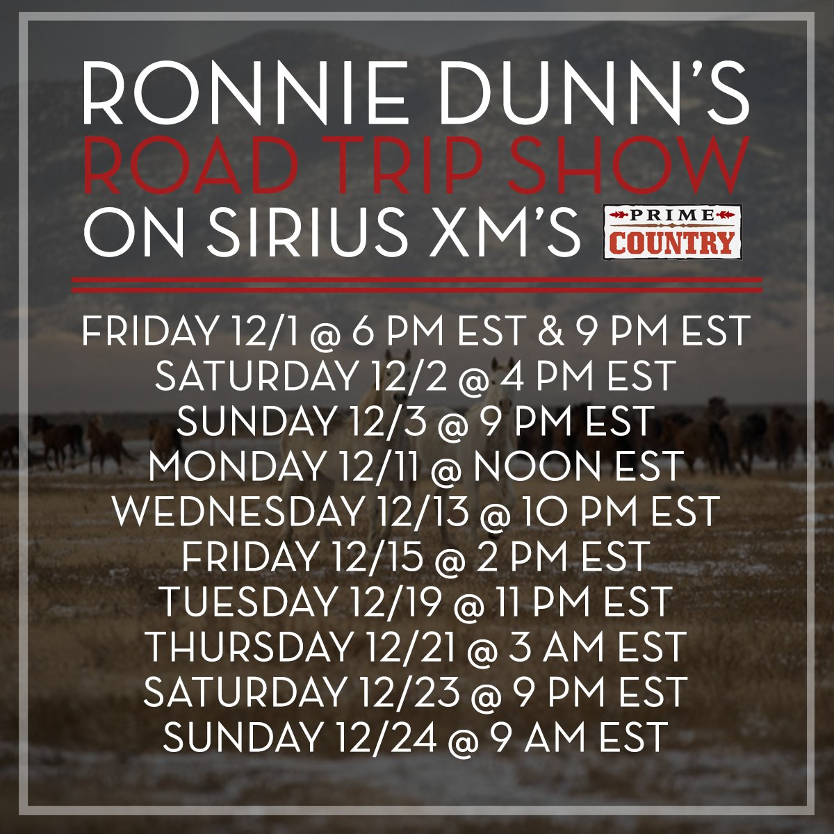 rd prime country is changing to country christmas dec 4th 25thpictwittercomfeeio6vmzv - Xm Country Christmas
