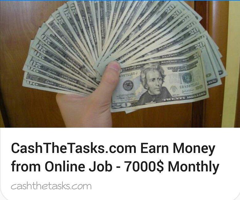 Cashthetasks
