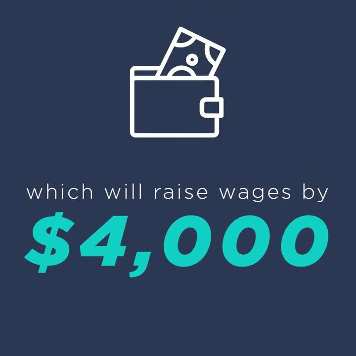 raise wages not walls thesis Early experiences with chicago's july 1st minimum wage increase in december 2014, the chicago city council approved a law raising the city's minimum wage by nearly 60 percent, to $13 an hour, by 2019.